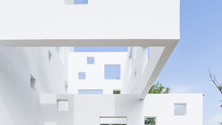 White Cube Matrix: Paju Kindergarten / UnSangDong Architects