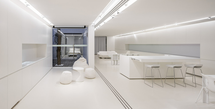 © Jakub Certowicz. ImageThe Apartment of the Future - R&D Laboratory / NArchitekTURA