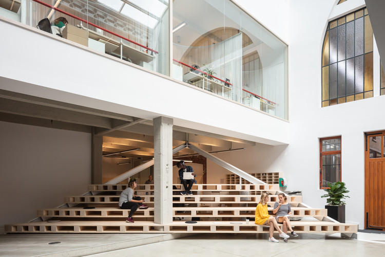 BBDO Brussels / ZAmpone Architectuur, © Tim Van De Velde