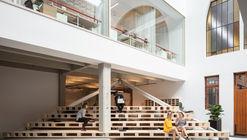 BBDO Brussels / ZAmpone Architectuur