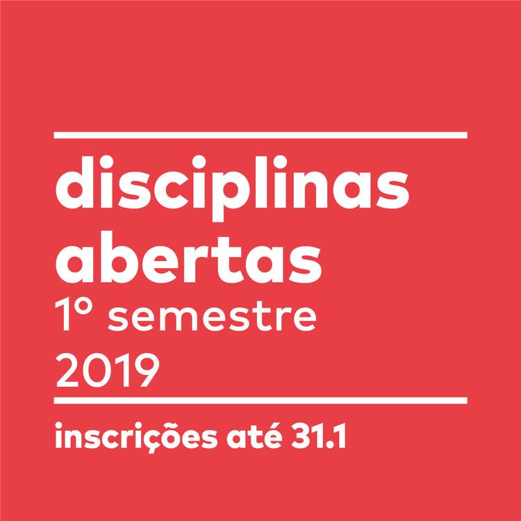 Disciplinas abertas da Escola da Cidade: inscreva-se!, A Escola da Cidade está com inscrições abertas até 31.01 para as disciplinas abertas.