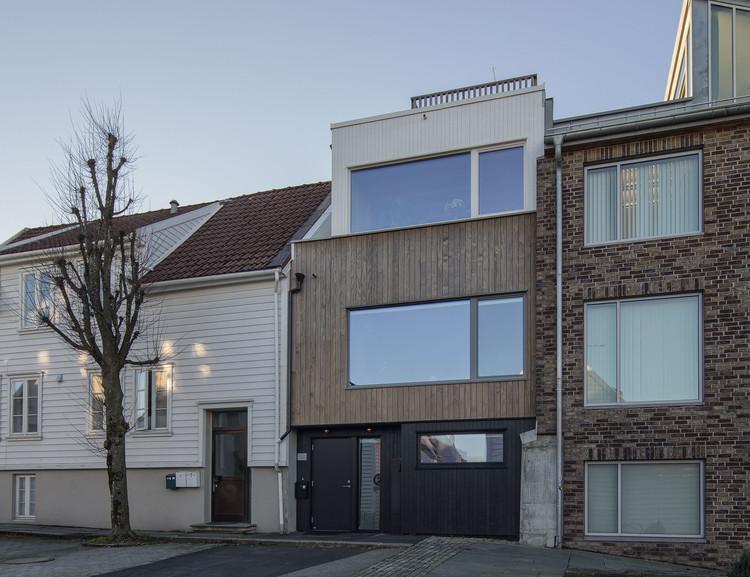 ABC Street House / Austigard Arkitektur, © Sindre Ellingsen