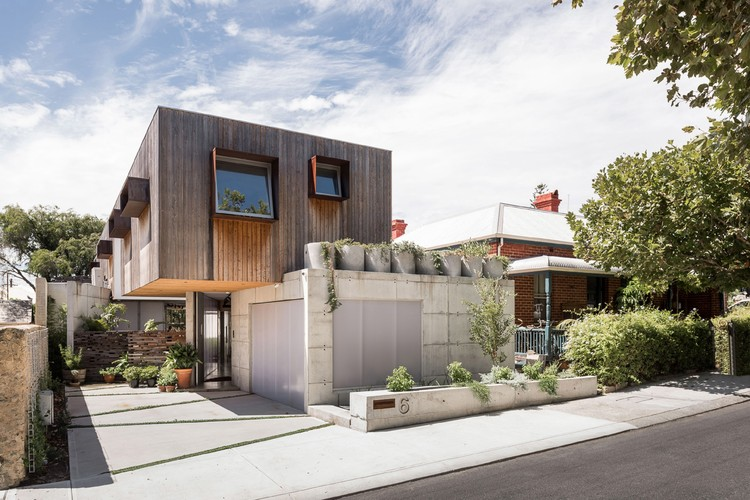 Silver Street House / EHDO, © Dion Robeson & Kelsey Jovanou