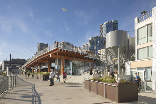 Pike Place MarketFront / The Miller Hull Partnership