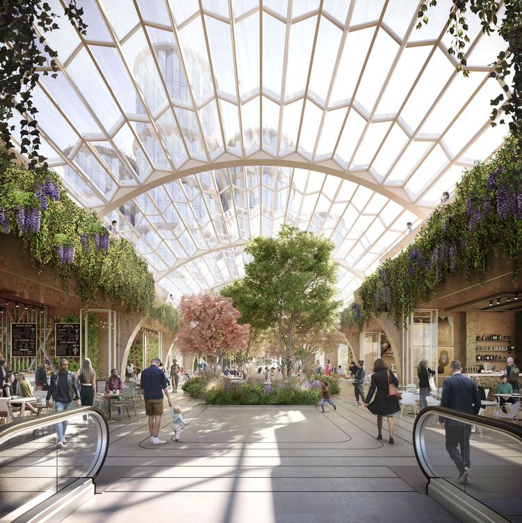 Heatherwick Studio S Olympia London Receives Planning