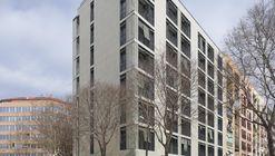 Edificio Mixto de Viviendas y Alojamientos Temporales en 22@ / Coll-Leclerc