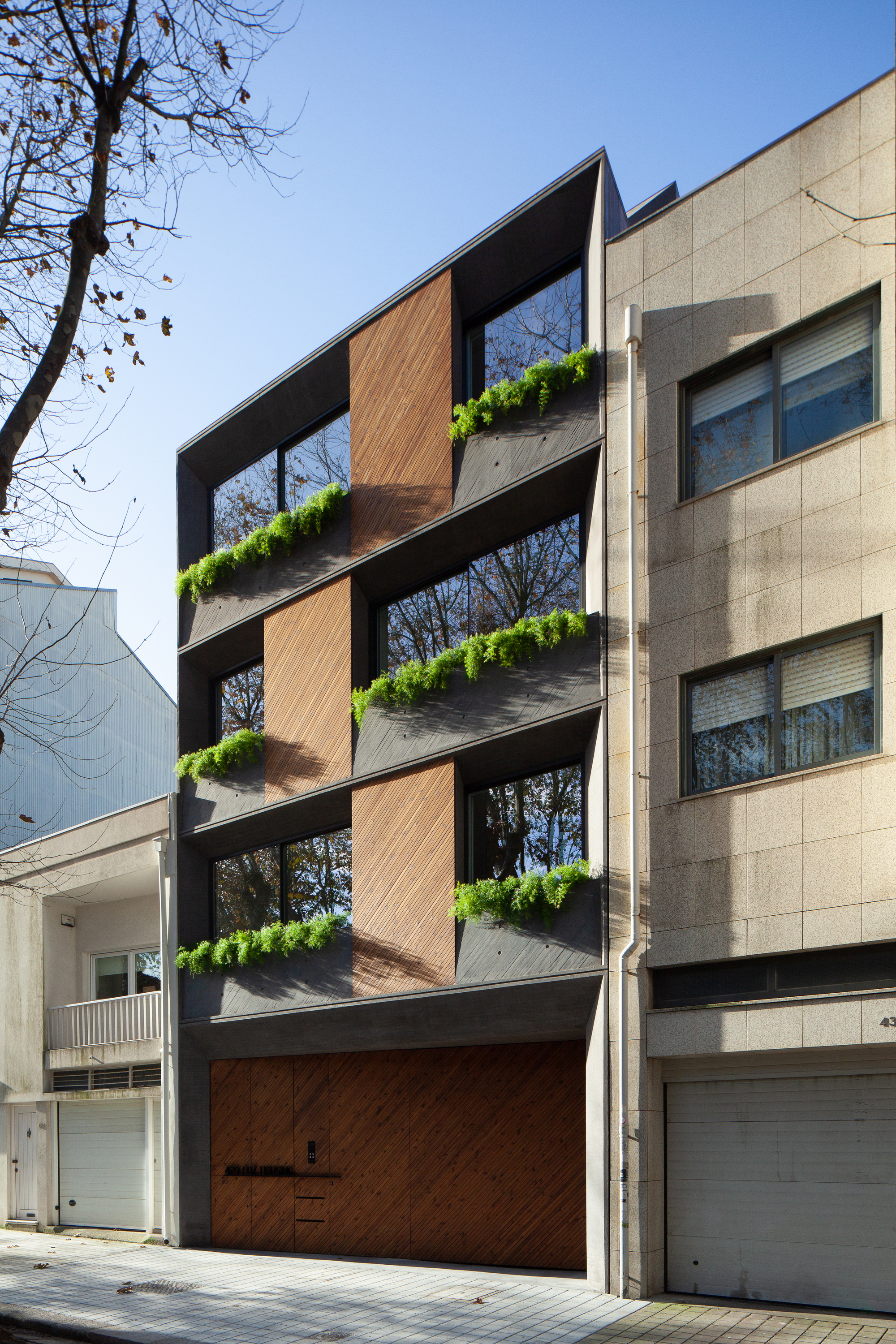 429 Foz Housing / dEMM Arquitectura