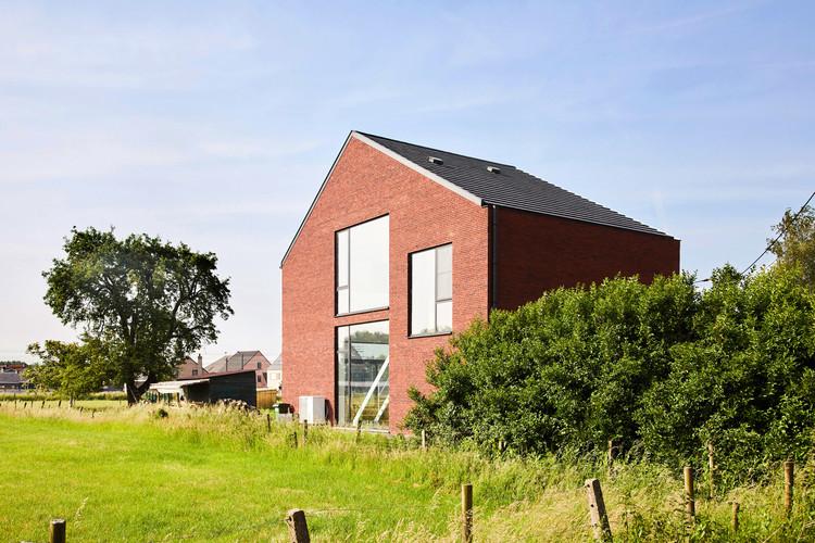 HOUSE SJ / STAARC ingenieurs en architecten, © Bram Tack