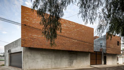 La Ganadera / Cubo Rojo Arquitectura