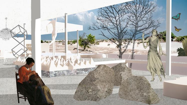 Estos son los mejores Proyectos de Fin de Carrera en México este 2018, La Casa Surrealista / Universidad de La Salle. Image © Andrea Pineda Martínez