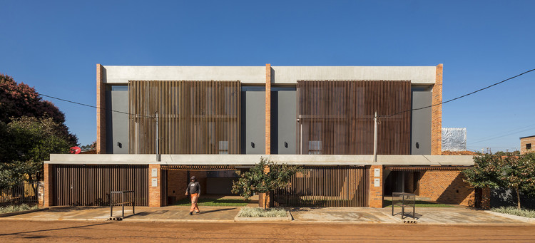 Luque Housing / tda, © Leonardo Mendez