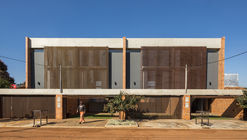 Luque Housing / tda