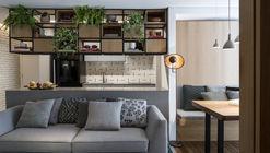 Apartamento AN / Rua 141 + ZALC Arquitetura