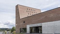 Spikkestad Church and Cultural Centre / Einar Dahle Arkitekter + Hille Melbye Arkitekter