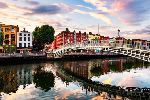 Dublin, Ireland. Image © Shutterstock