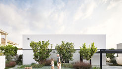 Casa en el campo / Jacobs-Yaniv Architects