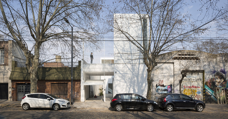 Casa Castillo / MONOBLOCK, © Javier Agustin Rojas