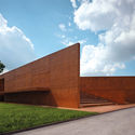 Curno Public Library and Auditorium / Archea Associati. Image © Pietro Savorelli
