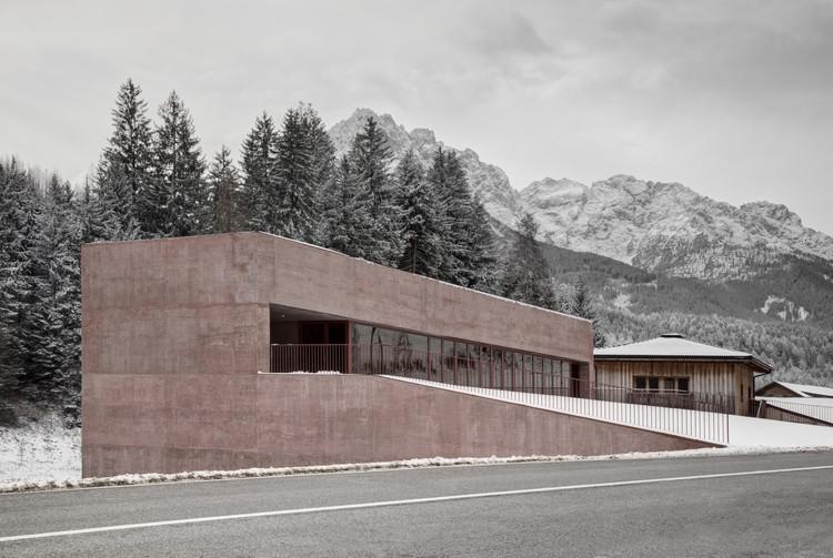 A Rosa de Vierschach / Pedevilla Architects. Image © Gustav Willeit