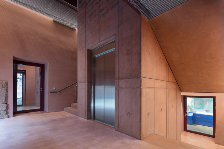 Museum Tonofenfabrik Lahr / Heneghan Peng Architects. Image © Thomas Bruns