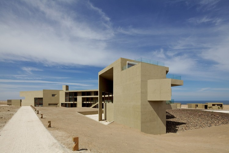 Hornitos Hotel / Gonzalo Mardones V Arquitectos. Image © Nico Saieh