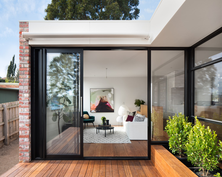 Kew Villa / McManus Lew Architects, © Emily Bartlett Photography
