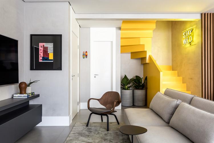 Apartamento Pipa / Giuliano Marchiorato Arquitetos, © Eduardo Macarios