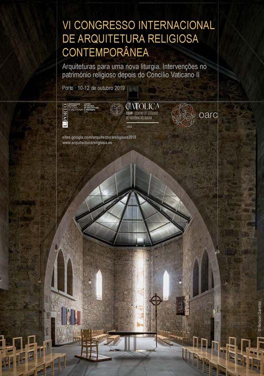 VI Congreso Internacional de Arquitectura Religiosa Contemporánea - Oporto 2019, Nelson Garrido