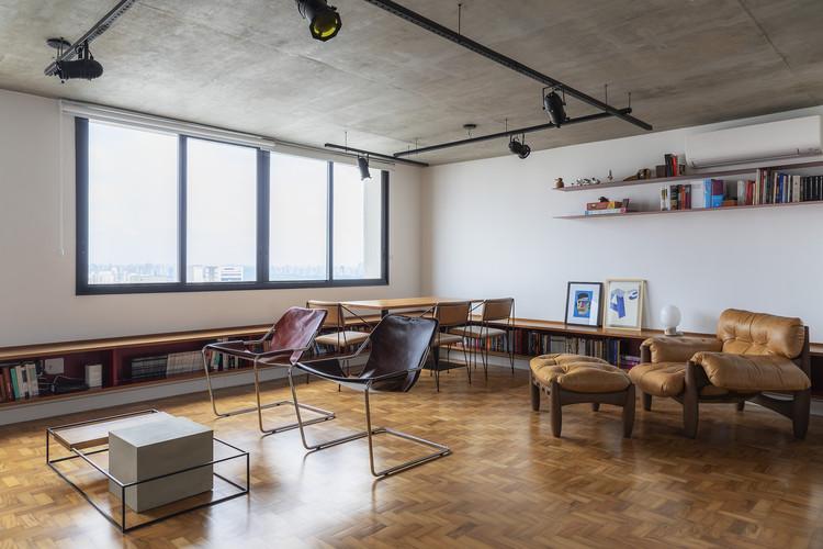 Apartamento Consolação / SOEK Arquitetura, © Rafael Renzo
