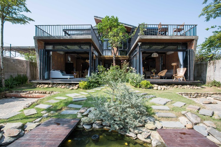 Two Hói's House / 85 Design, © To Huu Dung, Dang Gia Khanh, Nguyen Thao My Le