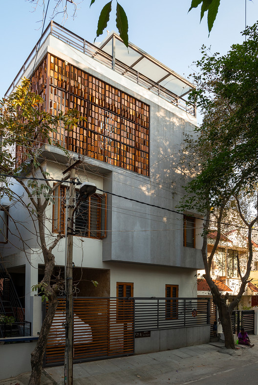 The Abacus House / studioXS, © Anand Jaju