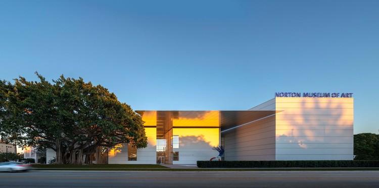Expansão do Norton Museum projetada por Foster + Partners é inaugurada na Flórida, Expansão do Norton Museum. Imagem © Nigel Young