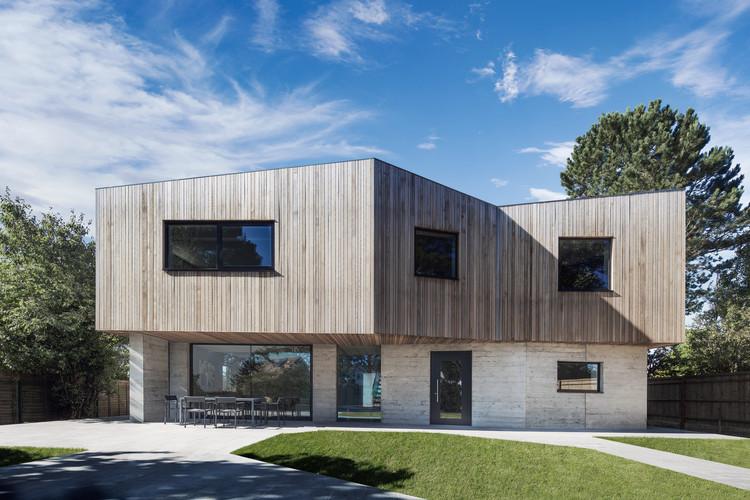 Creek House / AR Design Studio, © Martin Gardner