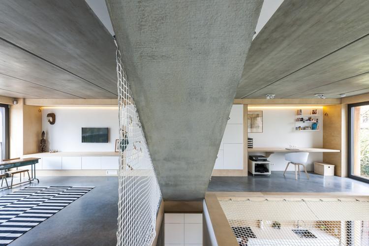 Casa Passiva SMETVANDERVEKEN / denc!-studio, © Luc Roymans
