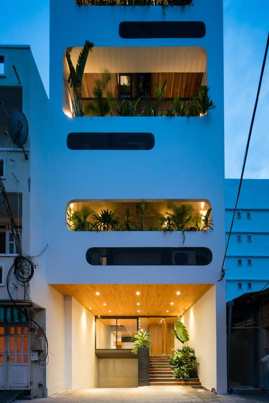 HQL Apartment / H2, © Quang Dam