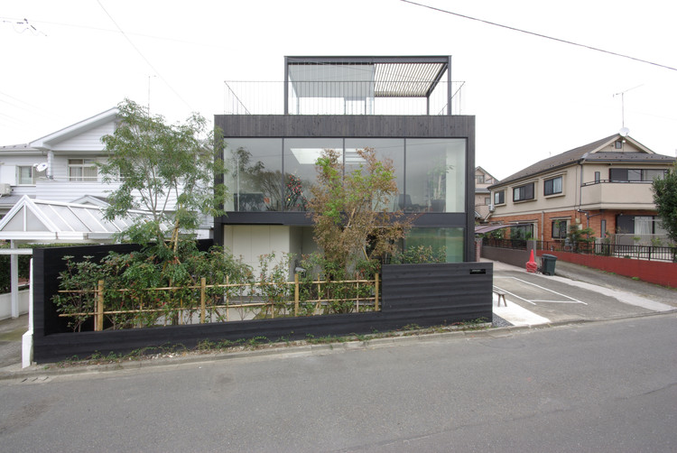 House in Tamagawa / Case Design Studio, Courtesy of Case Design Studio