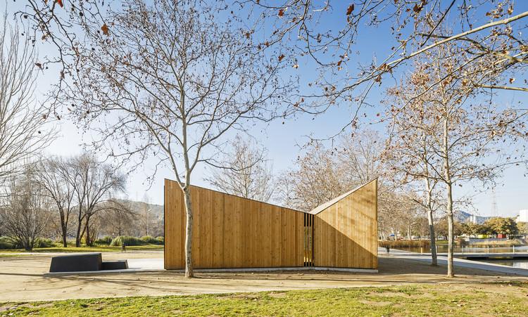 AULA K / BCQ Arquitectura, © Marcela Grassi