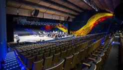 Acústica de teatros, auditórios e salas de espetáculo: subsídios para o projeto