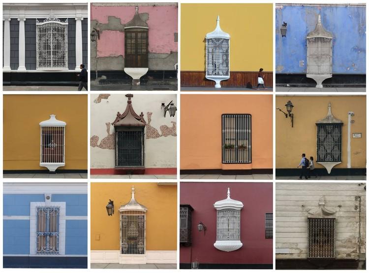Ventanas Trujillanas: escala urbana y mundo interior, © Delia Esperanza