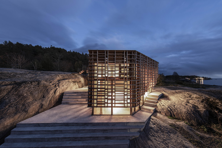 Casa en una isla / Atelier Oslo, © Ivar Kvaal