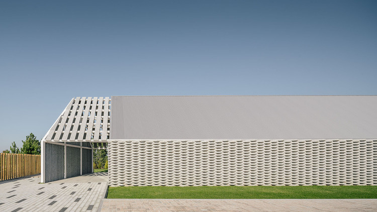 Showroom and Offices DFG-Pavestone / OLAestudio, © Imagen Subliminal