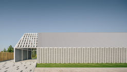 Showroom and Offices DFG-Pavestone / OLAestudio