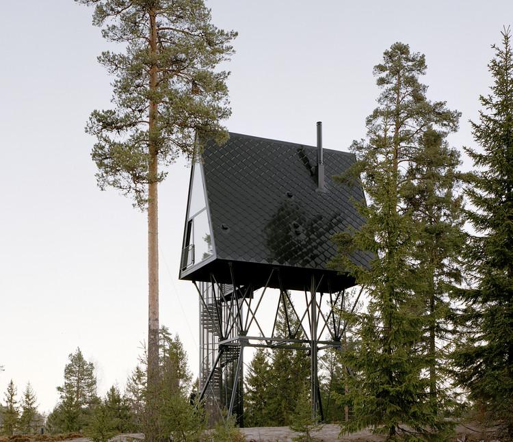 PAN-cabins / sivilarkitet espen surnevik as, © Rasmus Norlander