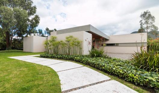 Casa Pergŭla / David Macias