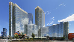 ARIA Resort and Casino / Pelli Clarke Pelli Architects