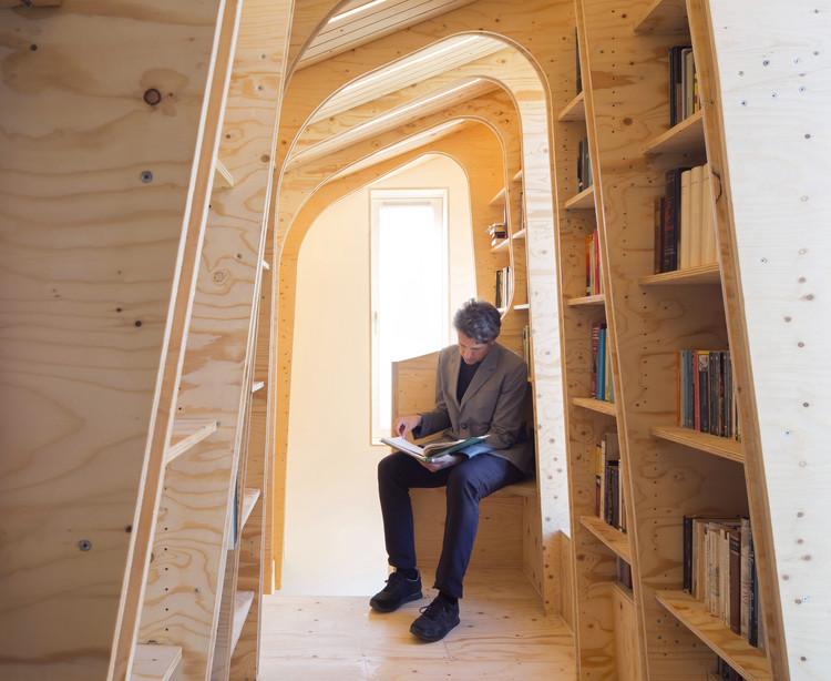 Loft Library / Arboreal Architecture, © Agnese Sanvito
