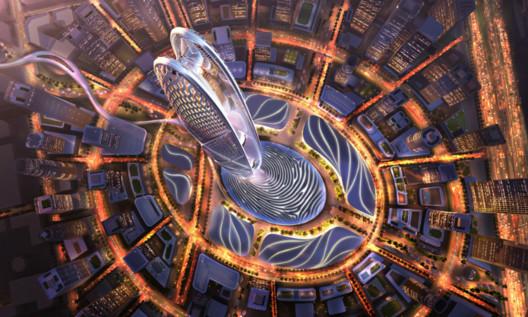 """A First Look at Dubai's Supertall """"Burj Jumeira"""""""