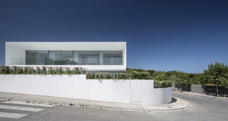 Mirante à Talamanca / Gallardo Llopis Arquitectos, © Germán Cabo