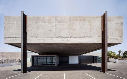 Los  Majuelos / Alonso + Sosa arquitectos