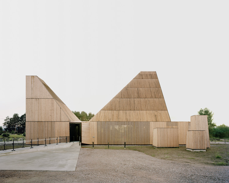 Iglesia Våler / sivilarkitet espen surnevik as, © Rasmus Norlander